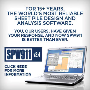 SPW911 Pile Design Software
